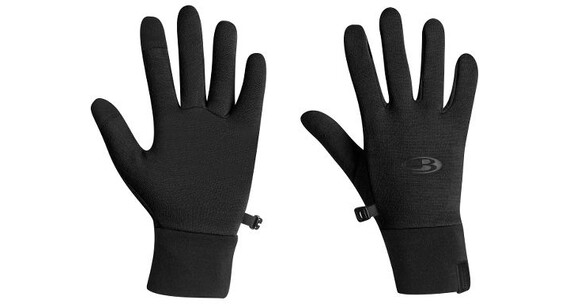 Icebreaker Sierra Gloves Black